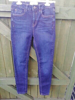 Replay Alaraph Indigo Jeans with contrast stretch inserts RRP £135 BNWT
