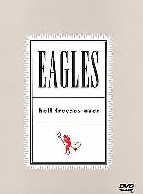 Eagles, The - Hell Freezes Over - DVD, 1999, Dolby Digital 5.1, 99 Minutes