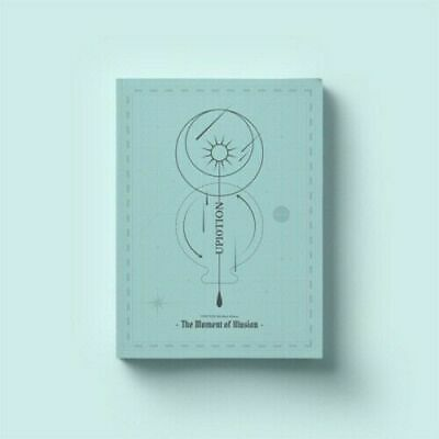 "SJmusic[UP10TION] 8th Mini ""The Moment Of Illusion"" (Moment) CD+Book+Card+POSTER"