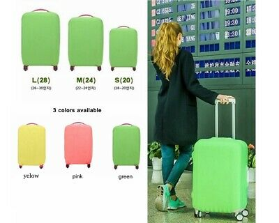 Protective Cover for Luggage Suitcase Dust Cover Protector Travel Outdoor Carry