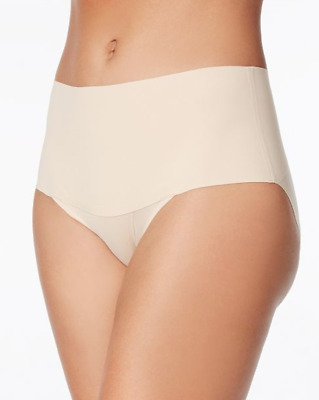 SPANX Women's Undie-Tectable Brief Soft  DEFECT Nude Small
