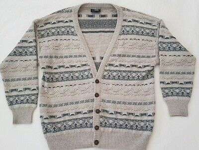 Rapp Wool Knitted Cardigan Size L