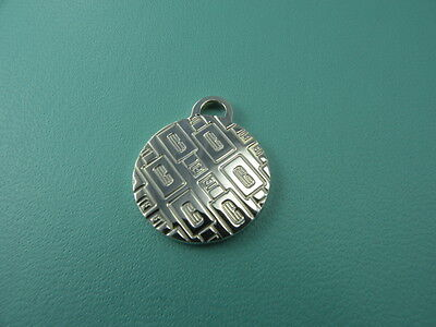 Tiffany & Co. 925 Sterling Silver Pendant Clinique Celebrating 45 Years Charm