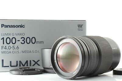【MINT in BOX】 Panasonic Lumix G Vario 100-300mm F/4-5.6 Lens From JAPAN