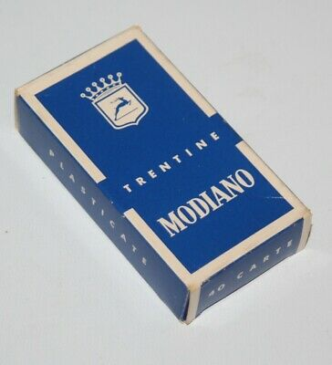 Modiano - Trentine - Italian Playing Cards Deck