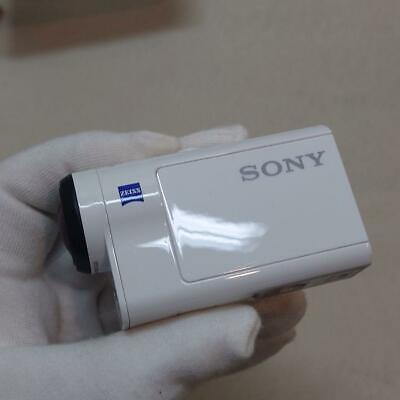 SONY Digital HD Video Camera Recorder Action Cam HDR-AS300R White 4548736021969