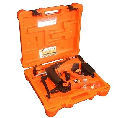 Spit Pulsa 800 P Battery Concrete Gas Nailer Brand New with 3.000 Nails + 6 Gas