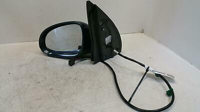 2004 Golf Mk5 (1K) Passenger Side Electric Door Mirror In Blue Graphite