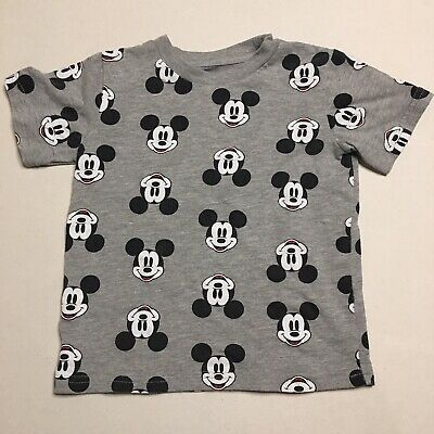 Disney Mickey Mouse Shirt Size 4T