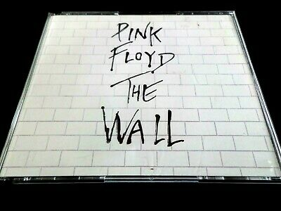 Pink Floyd  -  The Wall   26 Track  2 Cd  Fatbox Case  Remastered 1994  *Vg/Ex*