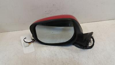 2009 Honda Jazz Mk3 Gg Door Mirror Passenger Left Power Fold Red