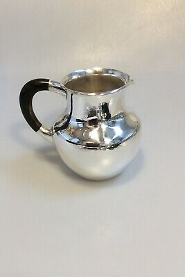 Hans Hansen Sterling Silver Pitcher by Karl Gustav Hansen no 403