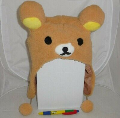 Hat Plush Rilakkuma Japan Anime Manga New Cosplay