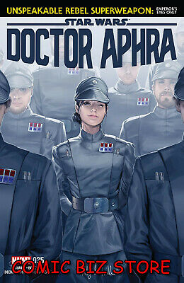 Star Wars Doctor Aphra #35 (2019) 1St Printing Witter Main Cover Marvel Comics