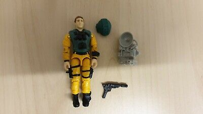 GI Joe Body Part 1984 Rip Cord      Right Arm          C8.5 Very Good