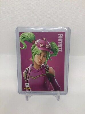 2019 Panini Fortnite Series 1 #249 Zoey Epic Outfit