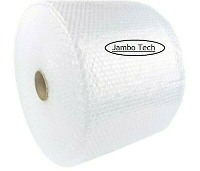 """Bubble Wrap 1/2""""x 12"""" x 250 ft Bubble Roll packing moving, perf every12"""