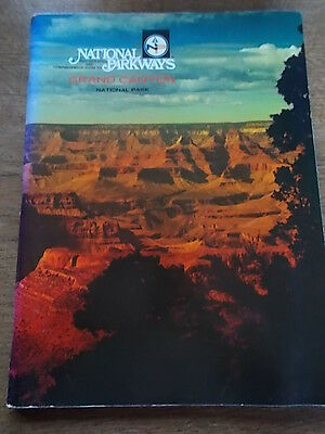 A Photographic & Comprehensive guide to GRAND CANYON National Park Parkways VGC