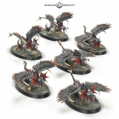 Warcry Raptoryx Chaotic Beasts Warhammer Age of Sigmar NOS Free Shipping