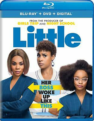 Little (Blu-ray + DVD + Digital Code) NEW/SEALED