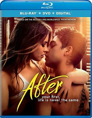 After (Blu-ray + DVD + Digital Code) NEW/SEALED