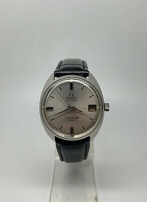 Vintage Omega Seamaster Cosmic Automatic Watch For Men Cal 565 Ref 166.023