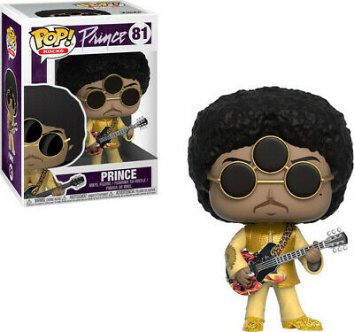 Funko Pop! Rocks - Prince - 3rd Eye Girl (Toy Used Very Good)