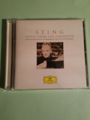Songs From The Labyrinth by Sting (CD, Oct-2006, DG Deutsche Grammophon (USA))