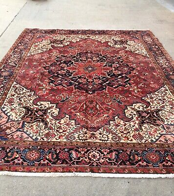Fine Quality Authentic Large Wool Hand knotted Rug Carpet Runner