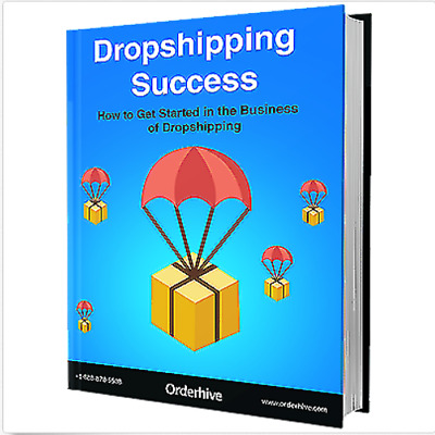 Drop shipping Success - PDF eBook with Master Resell Rights NEW 2019