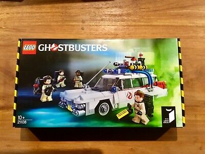 ◄ LEGO IDEAS  21108 the Original! GHOSTBUSTERS - MISB - NEUF - COLLECTOR ►