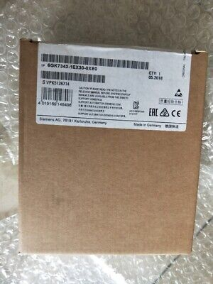 1pcs New Siemens Communication Module 6GK7 343-1EX30-0XE0