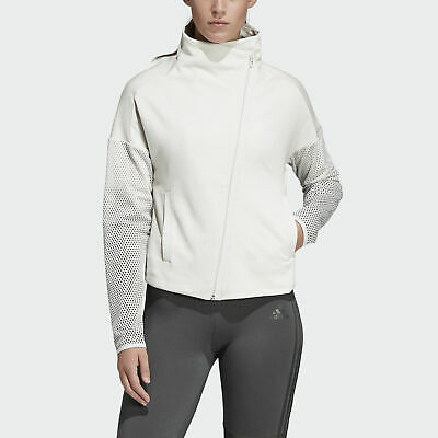 adidas – ZNE – Trainingsanzug in Creme