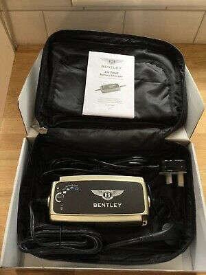 Bentley Xs7000 Battery Charger New Boxed Never Used