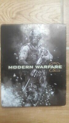 Call of Duty Modern Warfare 2 PS3 Steelbook Edition Playstation