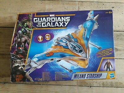 Marvel Guardians of The Galaxy Milano Starship with mini figure Starlord * NEW *