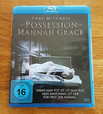 Blu-Ray The Possession of Hannah Grace mit Shay Mitchell aus Sammlung