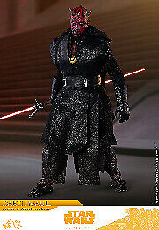 """Star Wars: A Solo Story Darth Maul 12"""" Hot Toys 1/6 Scale Action Figure [DX18]"""