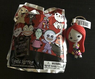 Nightmare Before Christmas Series 3 - 3D Figural Keychain by Monogram - Sally