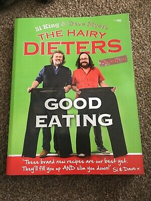 The Hairy Dieters Good Eating Book 3  2014 Paperback