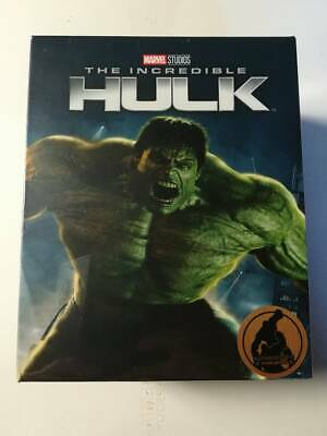 The Incredible Hulk (4K UHD+2D-Steelbook) - Blufans BE#30 - One Click