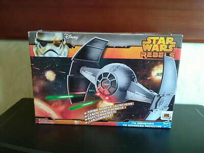Star Wars Rebels The Inquisitors Tie Advanced Prototype Vehicle (New)