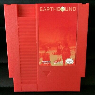 MOTHER GUIDE BOOK Nintendo Famicom NES Japan EARTHBOUND ZERO