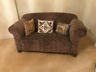 Edwardian three piece suite for reupholstering