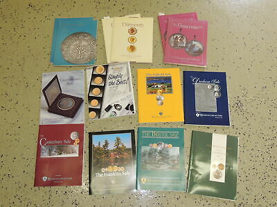 Lot of 11+ Numismatic Coin Auction Catalogs Kingswood Galleries