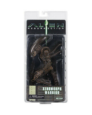 "Aliens Series 14 Alien: Resurrection XENOMORPH WARRIOR 7"" Scale Figure NECA"
