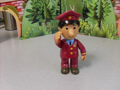 Postman Pat Series One Aj Figure.