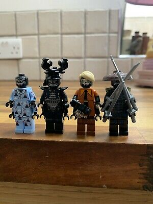 Lego Ninjago Lord Garmadon Mini Figures Bundle