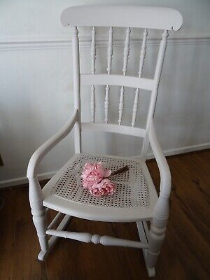 Upcycled/Renewed Antique Rocking Chair