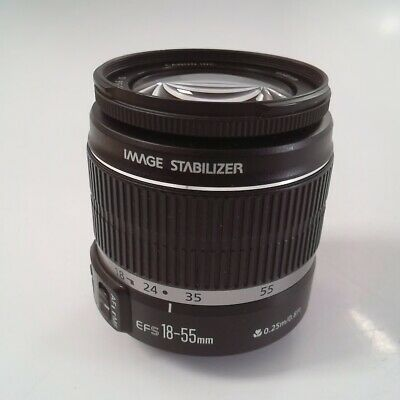 Canon EF-S 18-55mm f/3.5-5.6 IS #4313